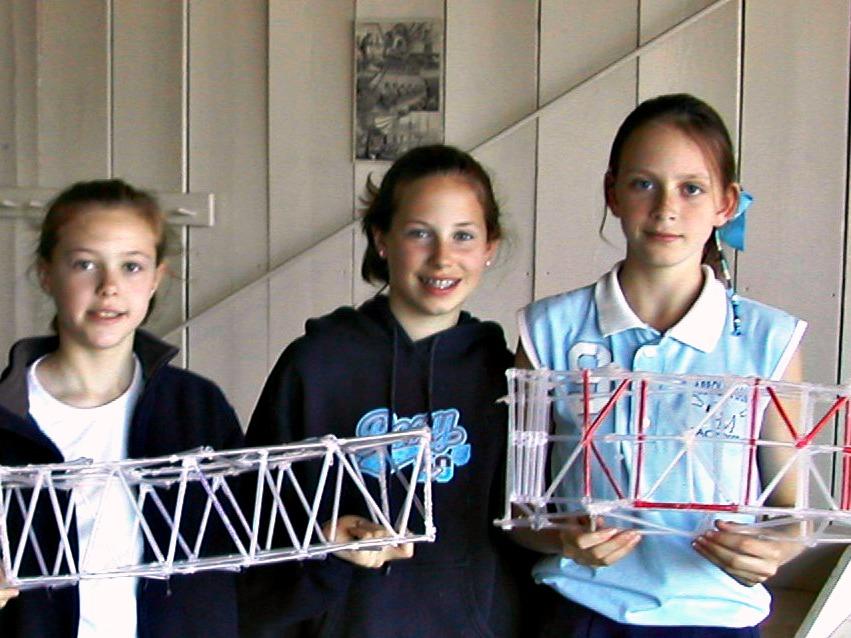 straw bridges
