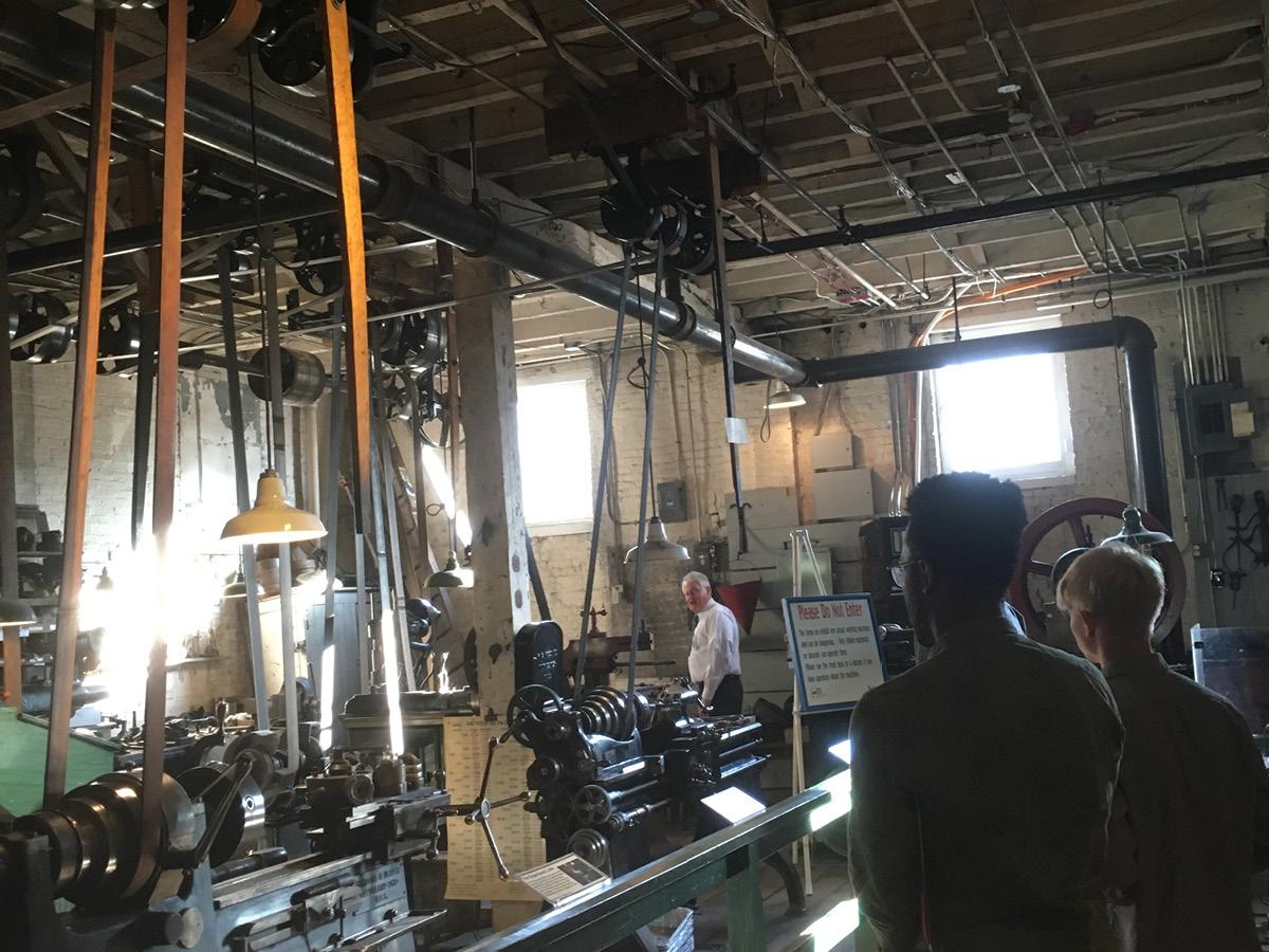 Machine Shop demo