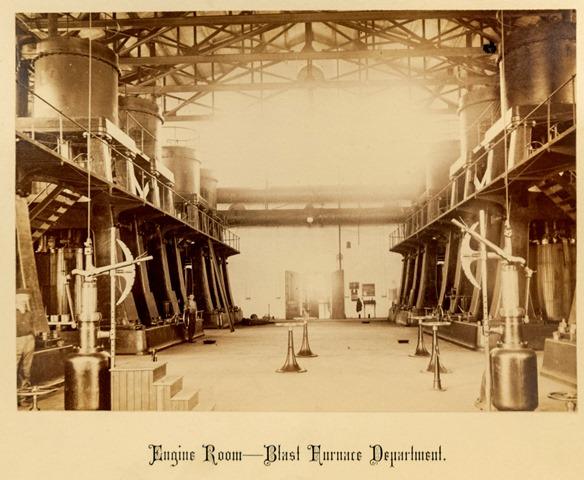 Inside the Engine Room