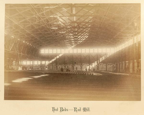 Inside the Rail Mill