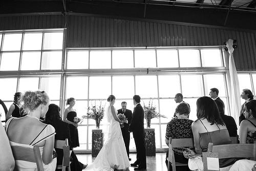 Wedding Inside Decker Gallery