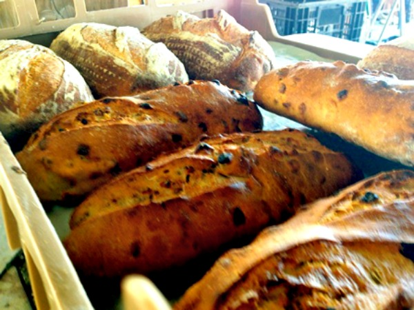market - bonaparte bread