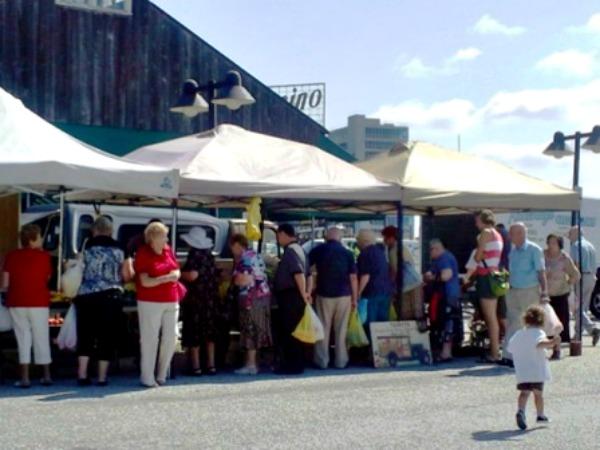 market - pavilion