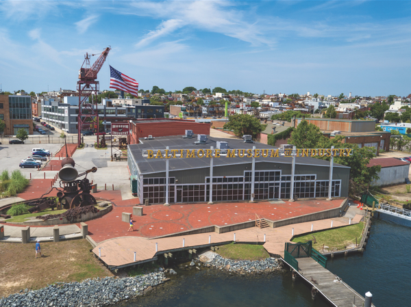 Visit The Baltimore Museum Of Industry - Where is baltimore md